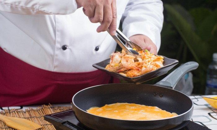 สื่อนอกตั้งข้อสังเกต ทำไมร้านอาหารไทยในสหรัฐมีจำนวนเยอะมาก