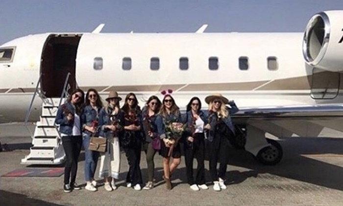 ภาพสุดท้ายของลูกสาวมหาเศรษฐีตุรกี ก่อนเครื่องบินเจ็ทตกในอิหร่าน