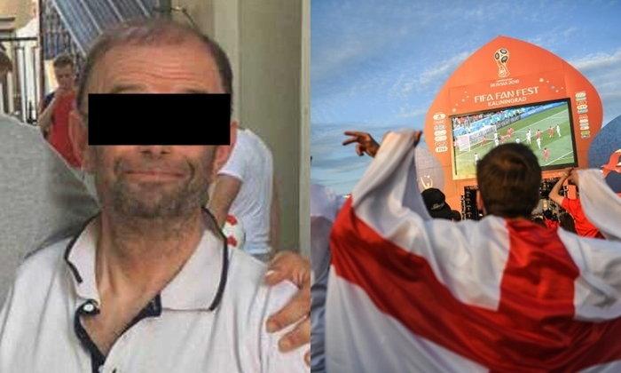 """หนุ่มอังกฤษเซ็ง! บินรัสเซีย หวังชมแมตช์ถล่มปานามา แต่ดัน """"ลืมตั๋ว"""" ไว้ที่บ้าน"""