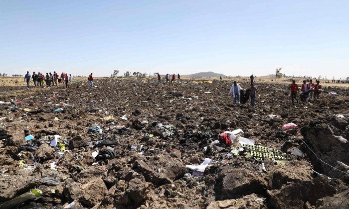พบแล้ว! ซากเครื่องบินเอธิโอเปียตก ดับทั้งลำ 157 ศพ