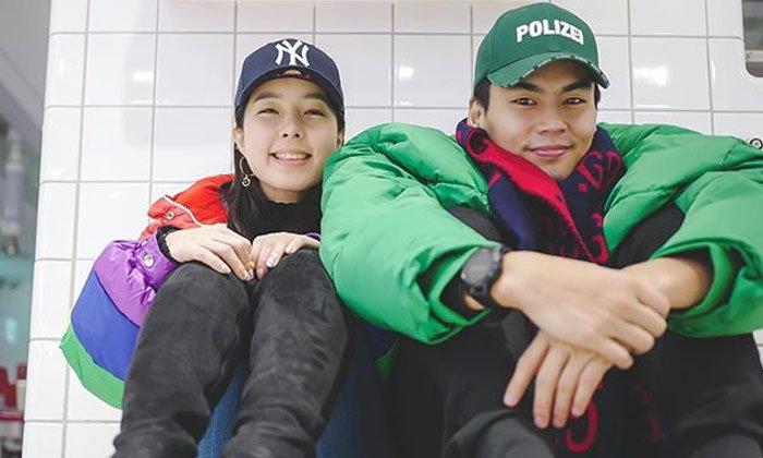 """""""จียอน"""" ลงภาพหวาน """"ฮั่น"""" เบื้องหลังกว่าจะได้รูปคู่ ต้องใช้ความพยายาม"""