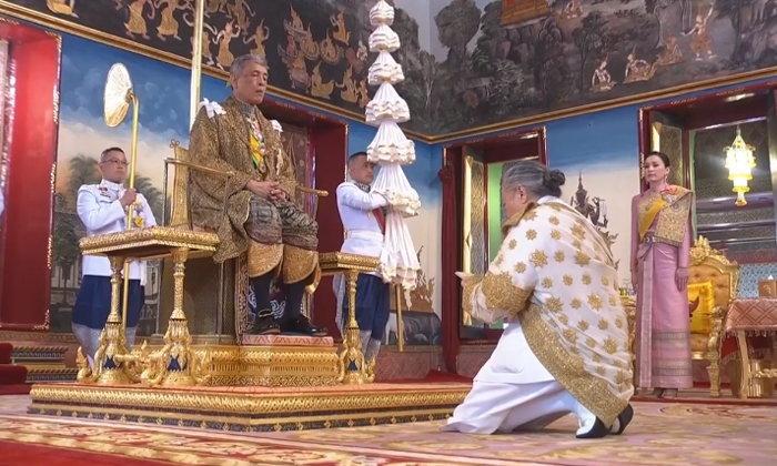เฉลยข้อสงสัย ทำไมบางช่วงของพระราชพิธีบรมราชาภิเษก ไม่ได้ยินเสียงพระราชครูพราหมณ์