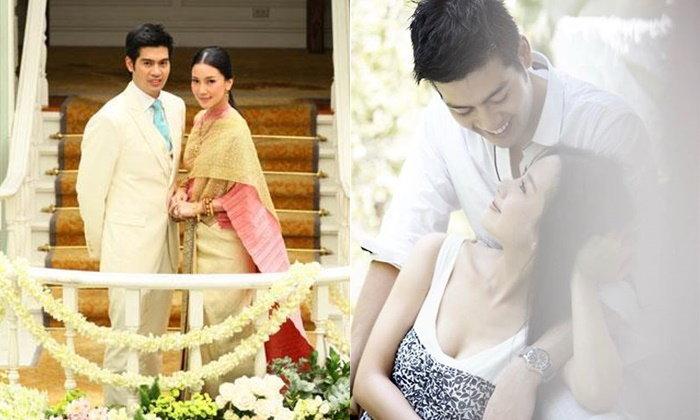 """""""นุ่น-ต๊อด"""" ครบรอบแต่งงาน 9 ปี ย้ำภาพหวานใน 3,285 วัน"""