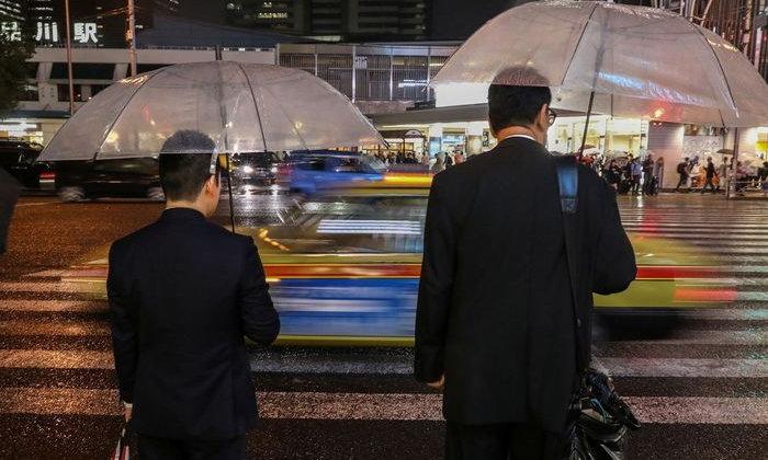 """ญี่ปุ่นคาดพายุไต้ฝุ่น """"ฮากิบิส"""" แรงสุดในรอบ 60 ปี ผุดแฮชแท็ก #SaveJapan ให้กำลังใจ"""