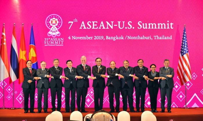 """7 ผู้นำอาเซียนตอบโต้ ทรัมป์ ไม่เข้าร่วมประชุมกับสหรัฐฯ-โฆษกบัวแก้วชี้เป็น """"ท่าทีร่วมกัน"""""""