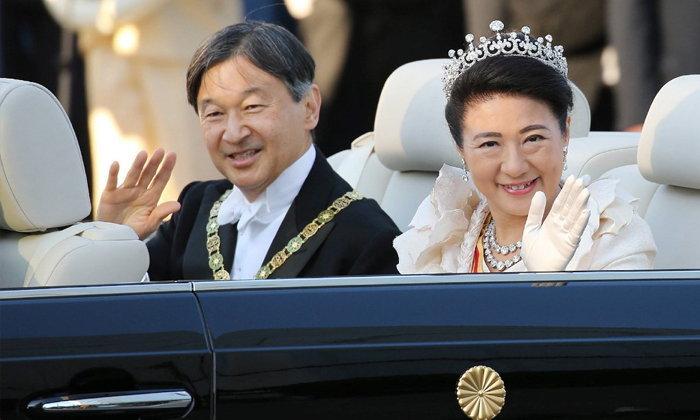 ชื่นชมพระบารมี! ประมวลภาพ ริ้วขบวนพระบรมราชอิสริยยศ พระจักรพรรดิญี่ปุ่น