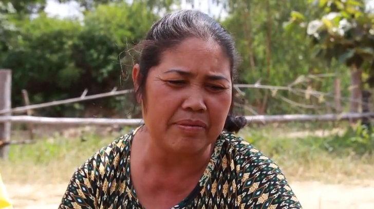 นางพัชรี อายุ 51 ปี ป้าของผู้เสียชีวิต
