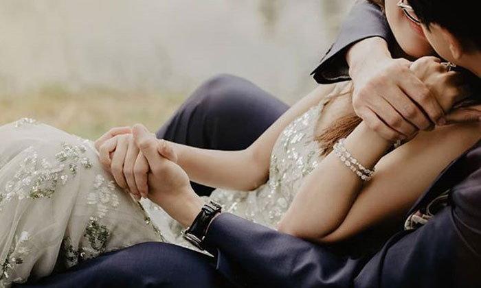 """""""มิว นิษฐา"""" ลงภาพหวานกุมมือ """"ไฮโซเซนต์"""" เผยฤกษ์ดีวันแต่งงานแล้ว"""