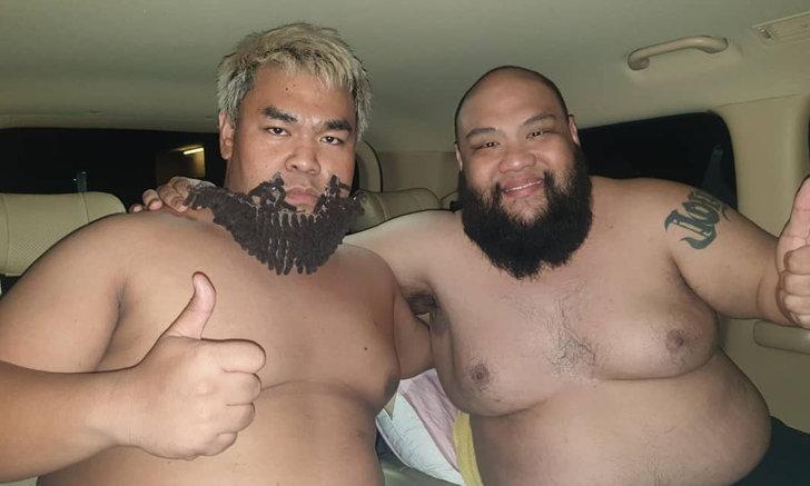 """""""ปิงปอง-กอล์ฟ"""" มาเจอกันแล้ว เหมือนเป๊ะบอกว่าแฝดยังเชื่อเลย"""