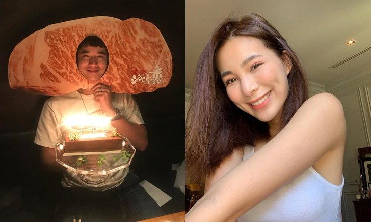 """""""จันจิ"""" อวยพรวันเกิดสุดหวาน ขอโอกาสนี้ลงรูปคู่ """"มาริโอ้"""" อย่างเป็นทางการ"""