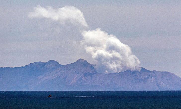 """นิวซีแลนด์นำเข้า """"ผิวหนัง"""" ช่วยเหยื่อภูเขาไฟระเบิด"""
