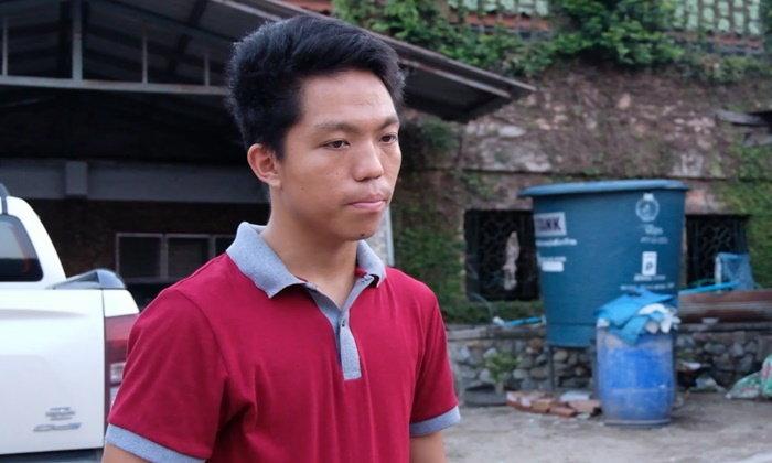 """เปิดใจ """"หม่อง ทองดี"""" วันนี้ได้เป็นคนไทยเต็มตัว หวังเรียนต่อ-ฝันจบโยธาฯ"""