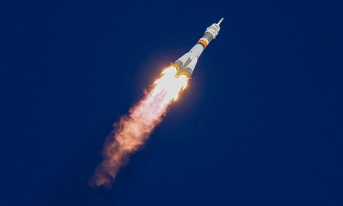 ระทึก จรวดโซยุซขัดข้องลงจอดฉุกเฉิน 2 นักบินอวกาศรอดตายหวุดหวิด