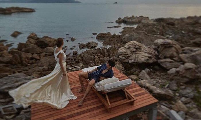 """ส่องสถานที่จัดงานแต่ง """"เจนี่-มิกกี้"""" เย็นนี้ โรแมนติกบนเกาะส่วนตัว"""