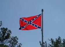 ธงนำทหารเข้าสู่สมรภูมิของฝ่ายใต้