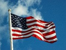 ธงสหรัฐอเมริกาในปัจจุบัน