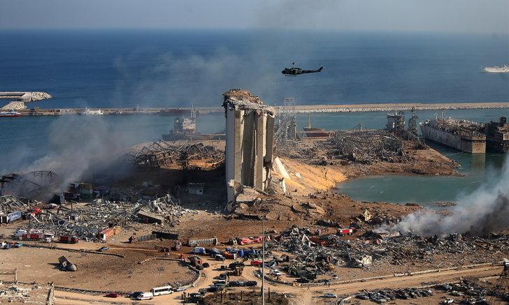 เลบานอนประกาศภาวะฉุกเฉิน 2 สัปดาห์ หลังเหตุระเบิดเบรุตคร่าอย่างน้อย 135 ชีวิต