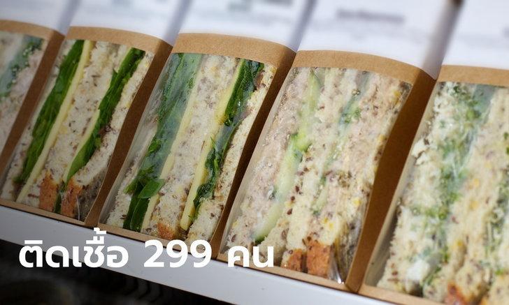 อังกฤษช็อก! พนักงาน 299 คน ในโรงงานแซนด์วิชติดเชื้อโควิด เผยสินค้าส่งขายทั่วประเทศ