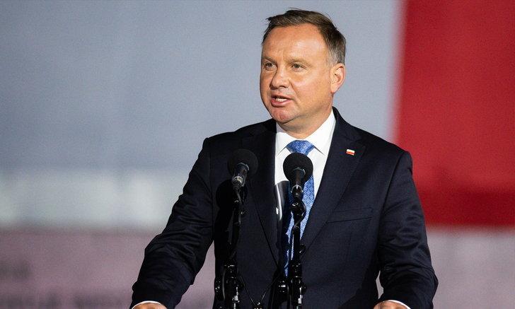ผู้นำรายล่าสุด ประธานาธิบดีของโปแลนด์ติดเชื้อโควิด-19 ไม่มีอาการป่วย