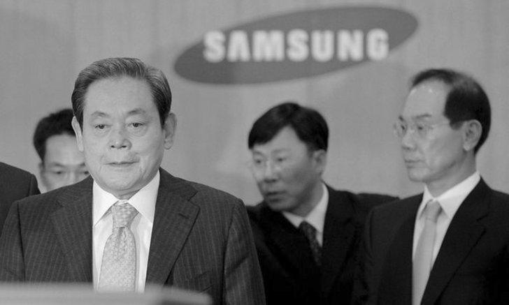 """สิ้น """"อี กอน-ฮี"""" ประธานซัมซุงกรุ๊ป เสียชีวิตในวัย 78 ปี"""