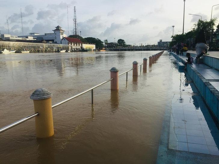 น้ำท่วมปัตตานี