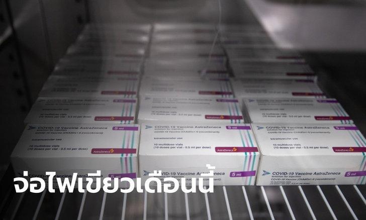 สหภาพยุโรปเร่งอนุมัติวัคซีนโควิด-19 แอสตร้าเซนเนก้า ภายในเดือนนี้