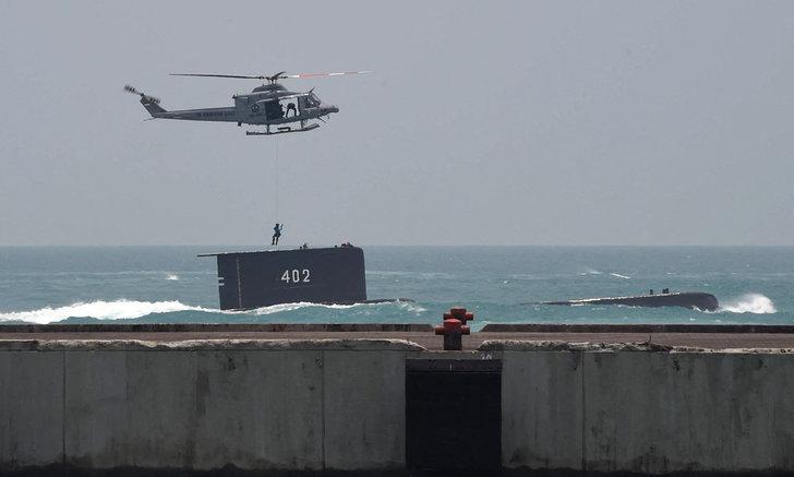 เรือดำน้ำอินโดนีเซียสูญหายระหว่างฝึก พร้อมลูกเรือ 53 คน ใกล้เกาะบาหลี