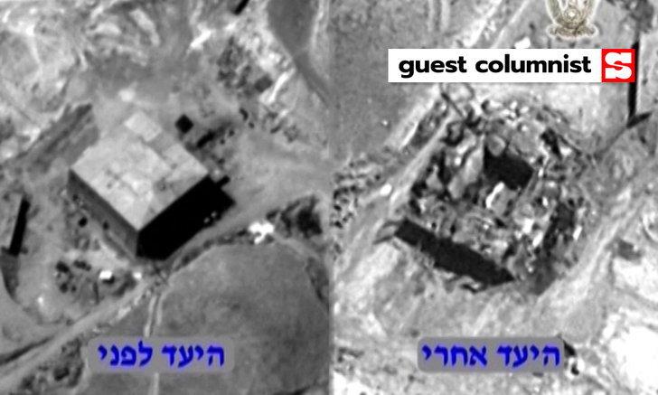 อิสราเอลกับการโจมตีโรงงานนิวเคลียร์เพื่อนบ้าน!