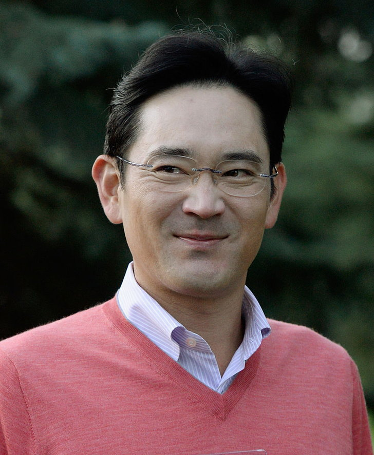 New model: Mr. Lee Jae-yong, vice president of Samsung  Electronics Co. and the only son of Samsung Group President Lee Gun-hee, taken on July 12, 2013 while attending the annual media and technology conference.  At the Allen & Co. held in the US state of Idaho.
