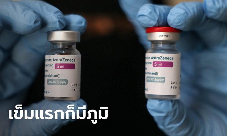 """หมอยง เผยข้อมูลวัคซีน """"แอสตร้าเซนเนก้า"""" แค่ฉีดเข็มแรก มีภูมิต้านทานร้อยละ 96.7"""