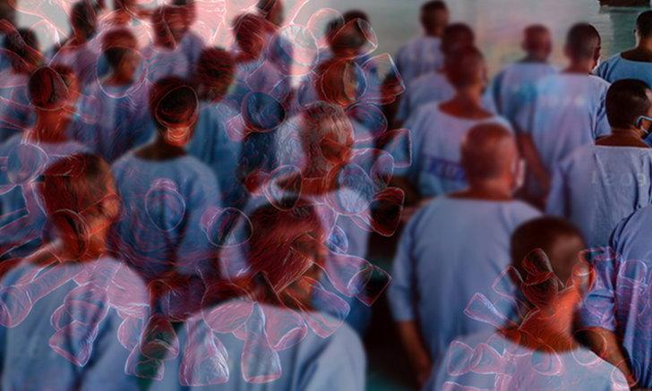 นักโทษติดโควิดอีก 1,408 คน จาก 7 เรือนจำ ปัดมีงบดูแลผู้ต้องขังแค่ 7.5 แสน
