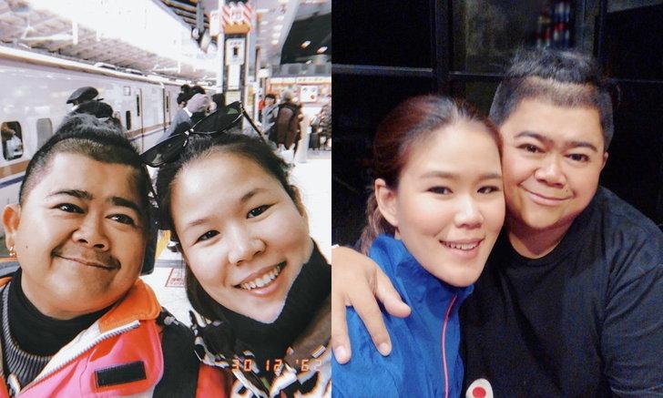 """""""โก๊ะตี๋"""" เขียนจากใจถึง """"กวาง"""" ครบรอบ 8 ปีที่รักกัน ทำทุกอย่างเพื่อเรา สักวันฝันเธอจะเป็นจริง"""