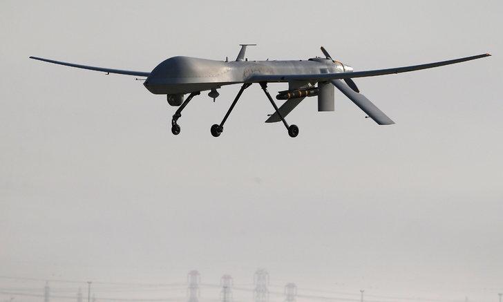 ด่วน! สหรัฐฯ ส่งโดรนปลิดชีพหนึ่งในสมาชิกกลุ่มไอเอส ในอัฟกานิสถาน