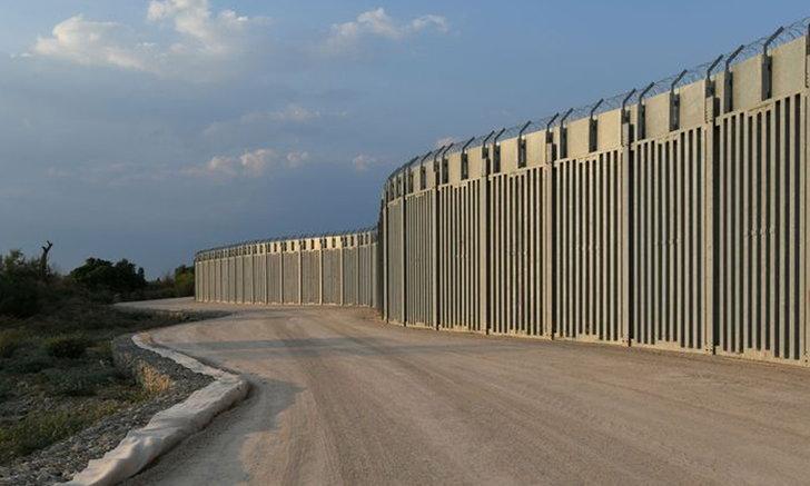 เสร็จแล้ว กรีซสร้างกำแพง 40 กม. ตามแนวพรมแดนติดตุรกี หวังกั้นผู้อพยพอัฟกัน