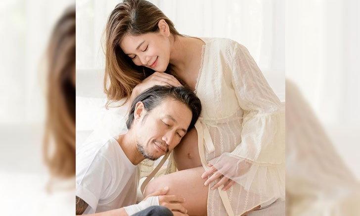 """""""ก้อย รัชวิน"""" รีวิวท้อง 8 เดือน พี่ตูนบอก """"เห็นแล้วอยากท้องแทน"""""""