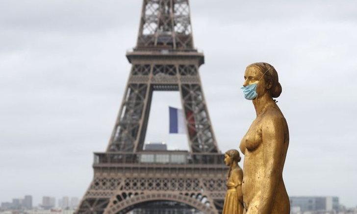 """ฝรั่งเศสมอบสัญชาติให้ """"ด่านหน้า"""" ตอบแทนที่ช่วยพาประเทศพ้นวิกฤตโควิด-19"""