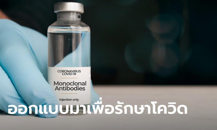 """ราชวิทยาลัยจุฬาภรณ์ เตรียมนำเข้ายา """"โมโนโคลนอล แอนติบอดี"""" เพิ่มทางเลือกรักษาโควิด"""