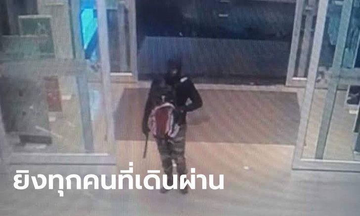 จากปากพยาน เล่านาทีโจรกราดยิงปล้นร้านทอง ตาย 3 ศพ ตั้งใจฆ่าทุกคนที่เดินผ่าน