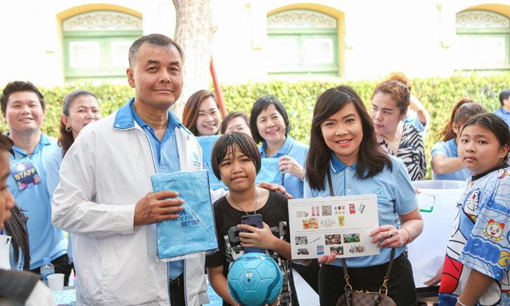"""ผู้ว่าการการประปานครหลวงเปิดงานวันเด็ก """"MWA WATER HEROES พิทักษ์น้ำ พิทักษ์โลก"""""""