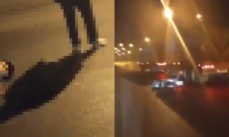 คลิปสลด หนุ่มช่างกลขี่ จยย.ล้มเจ็บกลางถนน ถูกรถพ่วงขยี้ร่างซ้ำดับสยอง
