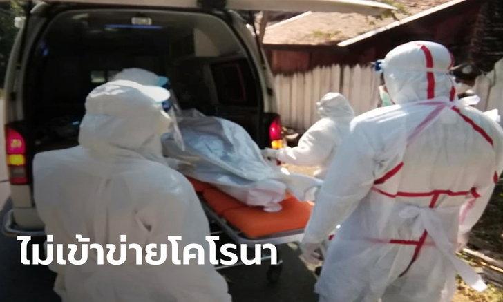 สสจ.เชียงใหม่แจง หญิงจีนเสียชีวิตที่แม่ริม ไม่เข้าข่ายไวรัสโคโรนา ไม่พบไข้