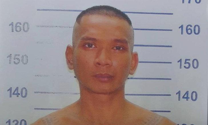 ด่วน! นักโทษแหกคุกเรือนจำบางขวาง วอนประชาชนช่วยแจ้งเบาะแส