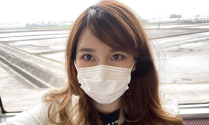 """""""แป้งโกะ"""" เล่าละเอียดดีมาก วิธีดูแลตัวเองตอนไปเที่ยวญี่ปุ่น"""