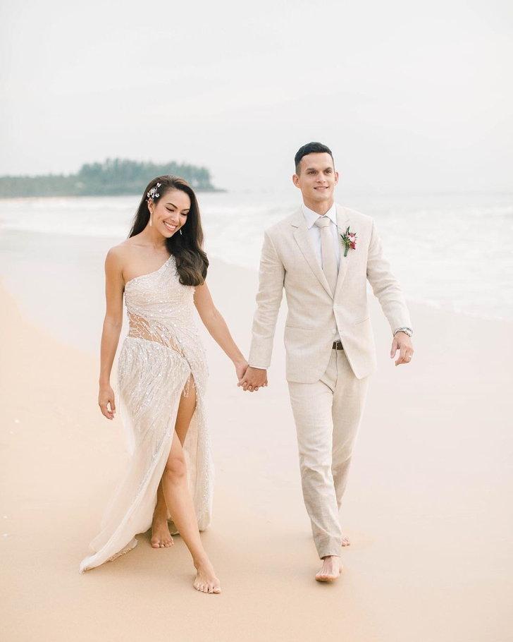 ภาพตอนแต่งงาน