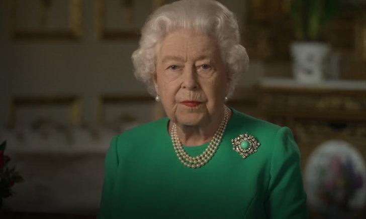"""""""ควีนเอลิซาเบธ ที่ 2"""" ทรงมีพระราชดำรัสพิเศษ ปลุกขวัญชาวอังกฤษ สู้โควิด-19 (คลิป)"""
