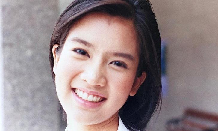 """""""น้องไบรท์"""" น่ารักมาก เปิดภาพตอนอายุ 18 ยิ้มหวานละมุน หน้าสวยมาตั้งแต่เด็กๆ แล้ว"""