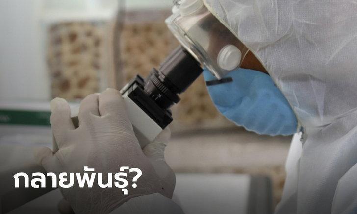 ทีมวิจัยสหรัฐฯ พบเชื้อโควิด-19 กลายพันธุ์รอบใหม่ แพร่เชื้อไวกว่าเดิม