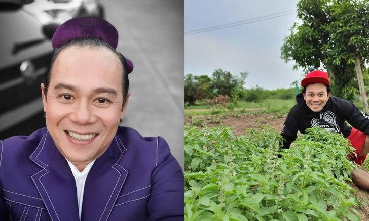 """""""เสนาหอย"""" เผยอดีตเป็นเจ้าของรายการทีวี โลกเปลี่ยนธุรกิจพัง พลิกชีวิตทำฟาร์มเกษตร"""