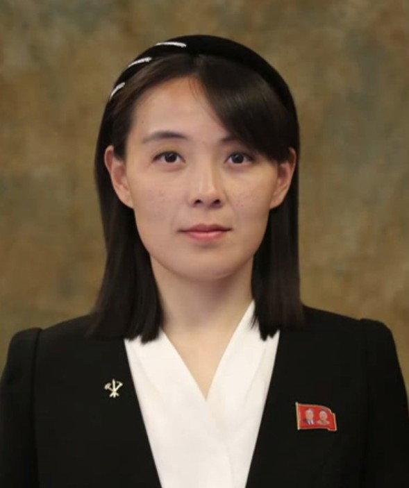 คิมโยจอง น้องสาวของคิมจองอึนผู้นำเกาหลีเหนือ