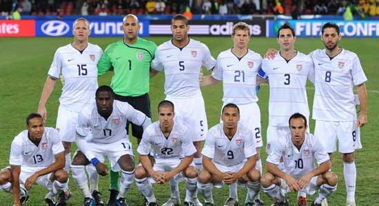 สหรัฐฯเผยรายชื่อ23นักเตะบอลโลกแล้ว